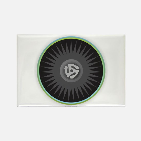 45 RPM Record Magnets