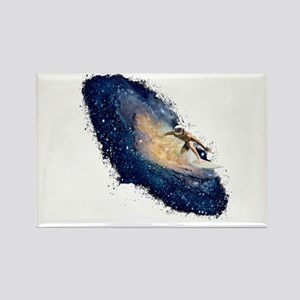 Galaxy Surfer Magnets
