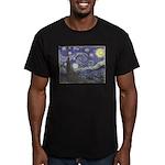 VanGogh-starry_night T-Shirt