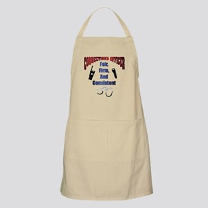 Corrections Officer 3 Apron