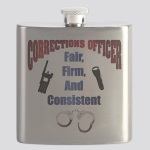 Corrections Officer 3 Flask
