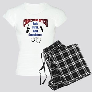 Corrections Officer 3 Women's Light Pajamas