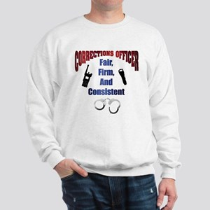 Corrections Officer 3 Sweatshirt