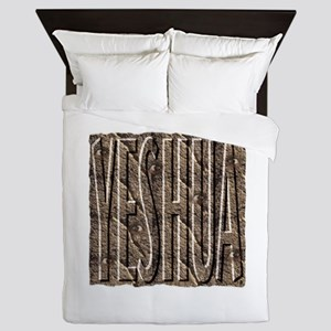 The Stone With Seven Eyes Queen Duvet