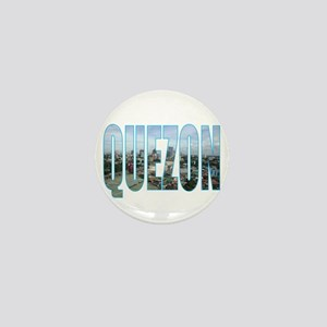 Quezon Mini Button