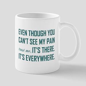 EVEN THOUGH... Mugs