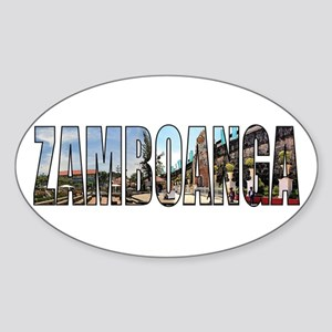 Zamboanga Sticker