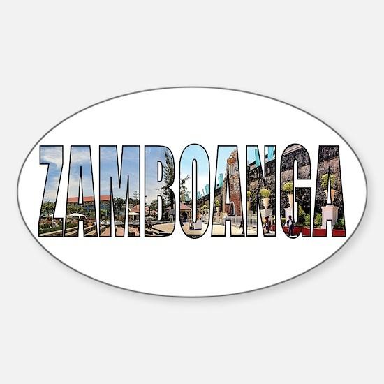 Zamboanga Decal