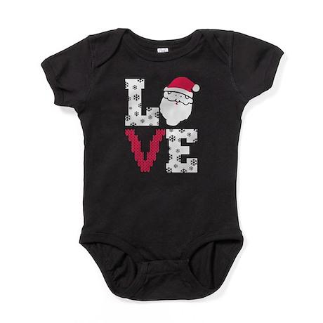 Love Santa Shirt Body Suit