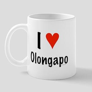 I love Olongapo Mug