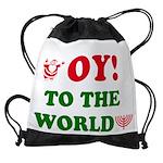 oytoworld1 Drawstring Bag