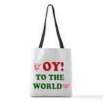 oytoworld1 Polyester Tote Bag