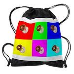 warholebagels Drawstring Bag