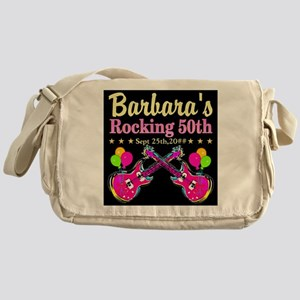 FABULOUS 50TH Messenger Bag