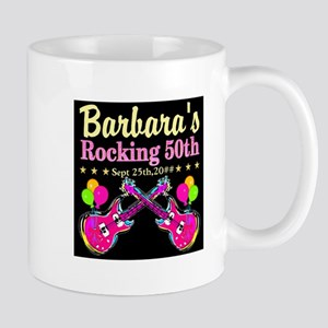 FABULOUS 50TH Mug