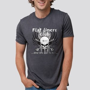 flatliner club back T-Shirt