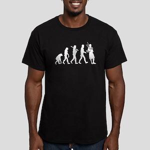 Bagpiper Evolution T-Shirt
