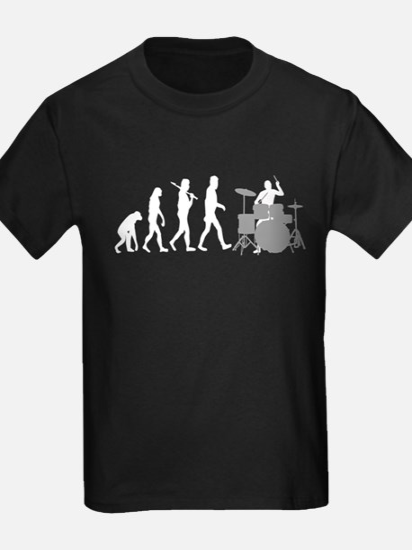 Drummer Evolution T-Shirt