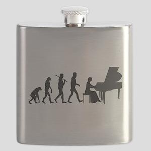 Piano Player Evolution Flask