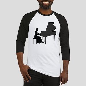 Pianist Baseball Jersey