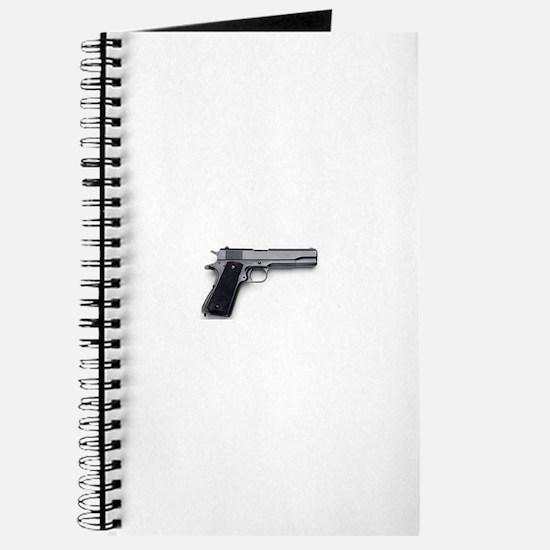 Cute Pistol Journal