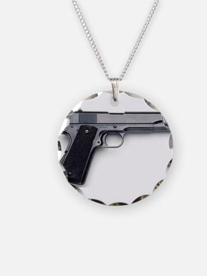 Unique Revolver Necklace