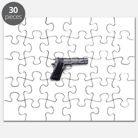 Unique Weights Puzzle