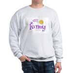 A Funny Thought Men's Sweatshirt