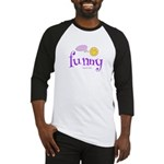 A Funny Thought Men's Baseball Jersey
