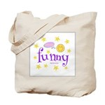 A Funny Thought Tote Bag