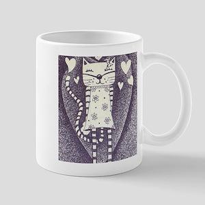 love cat Mugs