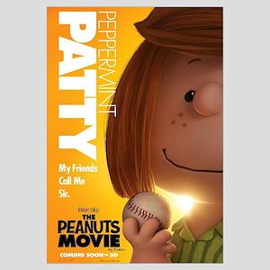 The Peanuts Movie: Patty Wall Art
