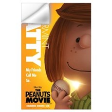 The Peanuts Movie: Patty Wall Art Wall Decal
