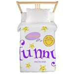 A Funny Thought Twin Duvet