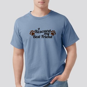 Rescued Dog Best Friend T-Shirt