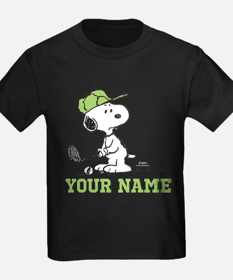 Snoopy Golf - Personalized T