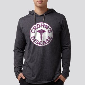 CROHN'S DISEASE Long Sleeve T-Shirt