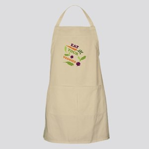 Eat You Veggies Apron