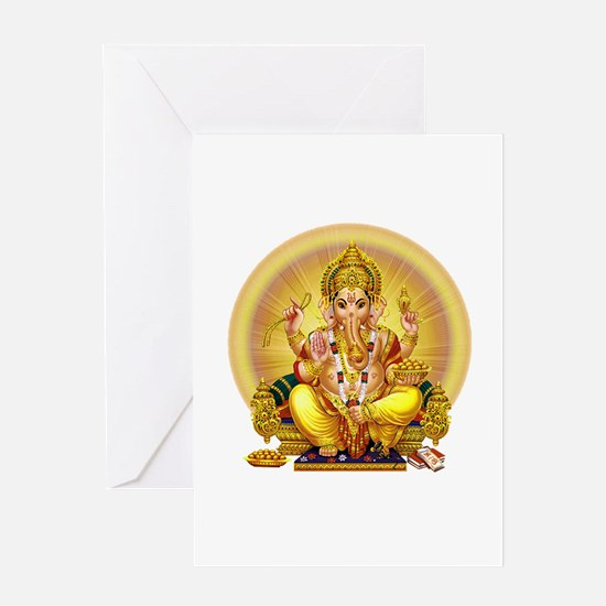 GANESH Greeting Cards