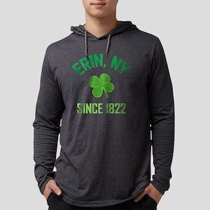 ERIN, NY Long Sleeve T-Shirt