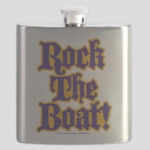 Goth Rock Flask