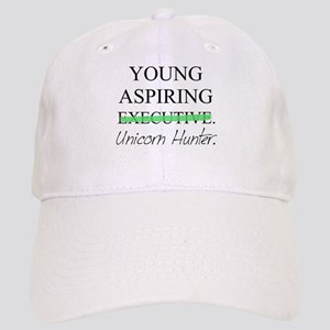 Young Aspiring Unicorn Hunter Cap