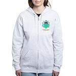 Mulderrig Women's Zip Hoodie