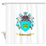 Mulderrig Shower Curtain