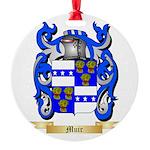 Muir Round Ornament