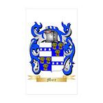 Muir Sticker (Rectangle 50 pk)