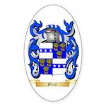 Muir Sticker (Oval 10 pk)