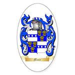 Muir Sticker (Oval 50 pk)