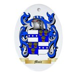 Muir Oval Ornament