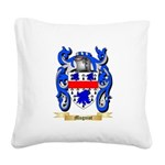 Mugniot Square Canvas Pillow